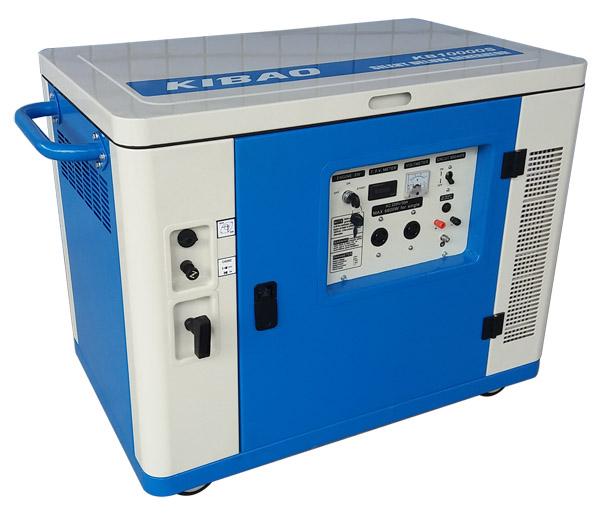 KB10000S静音发电机组
